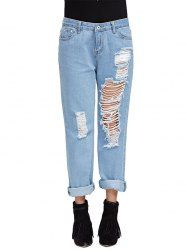 SHARE & Get it FREE | Chic Mid Waist Frayed Hole Design Women JeansFor Fashion Lovers only:80,000+ Items • New Arrivals Daily • Affordable Casual to Chic for Every Occasion Join Sammydress: Get YOUR $50 NOW!