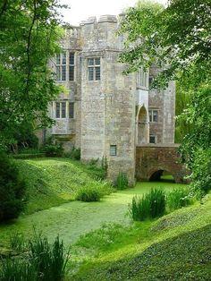 Boarstall Castle