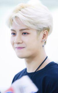 Jackson blonde #got7