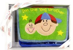 Best 12 big brother gifts from baby: big brother photo album