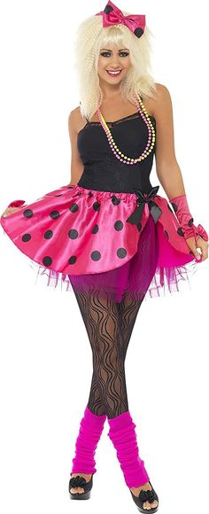 Fancy Dress Plus Size, 1980s Fancy Dress, Fancy Dress Womens, Fancy Dress Outfits, 80s Dress, 80s Fancy Dress Ideas, 80s Party Costumes, 80s Party Outfits, 80s Costume