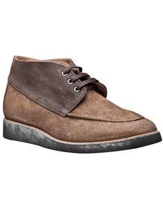 MAISON MARTIN MARGIELA - Lace up shoe  $735