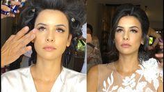 Νυφικό μακιγιάζ με eyeliner - Bridal make up
