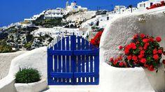 Greece HD Wallpapers - WallpaperSafari