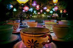 A Mad, Mad Tea Party (Explore!), via Flickr.