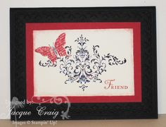 Bliss by jacque7 - Cards and Paper Crafts at Splitcoaststampers