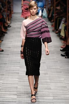 Milan Fashion Week, SS '14, Missoni