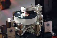 Cleraraudio Master Reference turntable