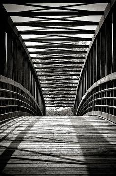 Berg Park Bridge, Farmington, New Mexico