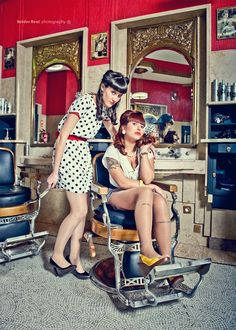 Photograph Pinup 50's by Helder Costa Real on 500px