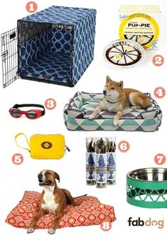 dog Products We Love: Spring 2016   http://www.fabdog.com/2016/03/10/dog-products-we-love-spring-2016/