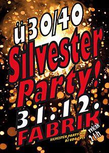 Silvester Party in de Fabrik Hamburg - und los geht's!