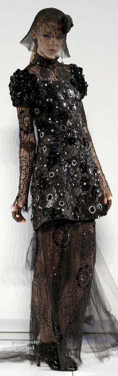 Chanel Fall 2009 Couture