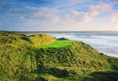 """The world-renowned course at Trump International Hotel & Golf Links, Ireland is named the """"#1 Resort in Europe"""" by Condé Nast Traveler, a """"World's Best"""" by Travel + Leisure and """"European Golf Resort of the Year."""""""