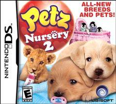 Petz Nursery 2 - Nintendo DS - #games
