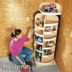 How to Organize: Garage Storage Projects
