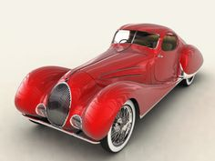 Talbot Lago T150 1938