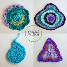 Freeform Crochet Tangent Blog Post by Crochet Instinct Follow me as I create a dog sweater in freeform crochet. Crochet Motif Patterns, Crochet Stitches, Perfect Gift For Her, Gifts For Her, Free Crochet, Knit Crochet, Freeform Crochet, Beautiful Crochet, Crochet Flowers