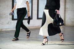 New York Fashion Week Spring 2015 - NYFW Street Style Spring 2015 Day 1