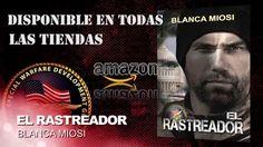 Novela El Rastreador de Blanca Miosi