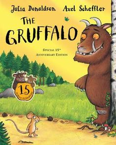 The Gruffalo: Anniversary Edition Julia Donaldson Books, The Gruffalo, Winnie The Pooh, Disney Characters, Fictional Characters, Preschool, Anniversary, Movie Posters, Kids