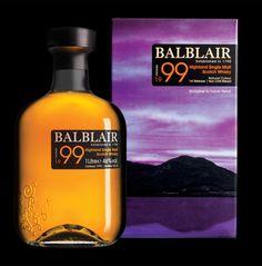 8.4 + Balblair (1999) Single Malt Scotch #Scotch #Whisky #Whiskey #Alcohol#Bourbon #Malt #Rye #Liquor #Spirits