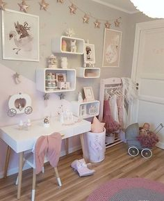 1363 best Toddler Girls Bedroom. images in 2018 | Kids room, Nursery ...