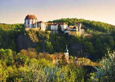 Nature of South Moravia, Czech Republic Vranov nad Dyjí