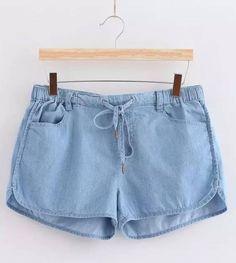 Short Boxer Jeans - Compre Online
