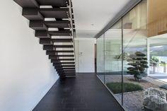 Casa A Lugano - Picture gallery #architecture #interiordesign #staircase