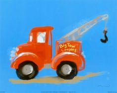Big Tow Company Art Print at AllPosters.com