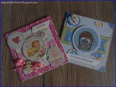 Mój świat kolorów...: Kartki urodzinowe...