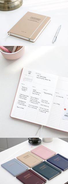 It has all the essential planning sections to help you stay organized throughout 2018! The weekly plan section especially includes checklist for each day of the week so that you can list down all the to-dos and plans. This way, you will never miss the important things!