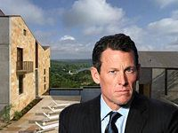 Lance Armstrong sells one Austin estate & buys another. Details here.