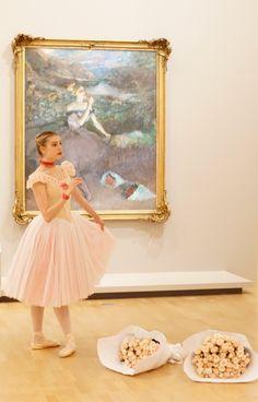 Melbourne, St Kilda, Degas, Exhibitions, Hot, Flower Girl Dresses, Ballet Skirt, Wedding Dresses, Fashion