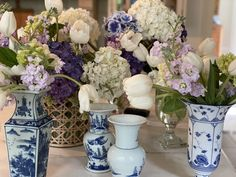 Peonies, Tulips, Enchanted Home, Dinner With Friends, Love Flowers, See Through, Hello Everyone, Hydrangea, Vases