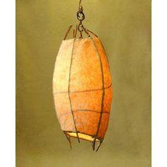Paper Pendant Lamp - Ideas on Foter