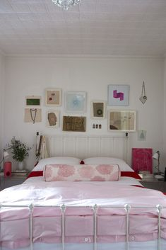 Alayne Patrick of Layla bedroom in Brooklyn | Remodelista