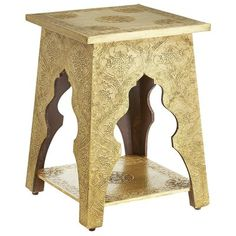 Pier One accent table