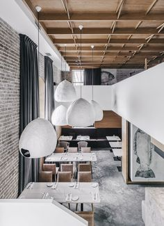 Ibsen Scandinavian Restaurant - Лучший интерьер ресторана, кафе или бара…