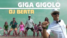 Balli di gruppo 2016 - DJ BERTA - GIGA GIGOLÒ - Nuovo tormentone disco l...