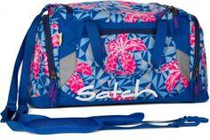 Eine zum Rucksack passende Sporttasche ist eine feine Sache. Hier ein Farbton für sportliche Mädels. Satch by Ergobag Sporttasche Lily Chilly