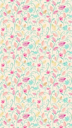 background, leaves, pattern, wallpaper