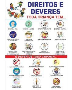 Banner Direitos e Deveres das Crianças
