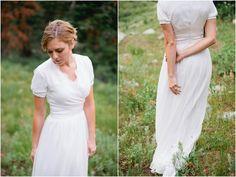 Love the flowy, simple feel  Lora Grady Photography