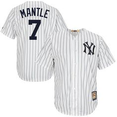 f5bc9b014cd ... spain 7 mickey mantle white youth cool base jersey majestic babe ruth  new york yankees cooperstown