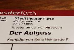 Herrlich erfrischend ! Vielen Dank an das Ensemble fuer den unterhaltsamen Abend.  Rezension folgt in Kuerze.  #kuklturaspekte #fuerth #theater #stadttheaterfürth #premiere #theatre #aufguss #hugoegonbalder #jeanettebiedermann @stadttheater_fuerth @hugoegonbalderofficial @jeanettebiedermannofficial