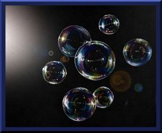 Galaxy Drawings, Black Paper Drawing, Bubble Art, Floral Watercolor, Painting & Drawing, Bubbles, Water Drops, Paint Ideas, Creative