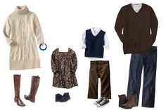 Tips on what to wear for fall family portrait. Family Portraits What To Wear, Family Portrait Outfits, Fall Portraits, Family Picture Outfits, Mom Outfits, Fall Outfits, Family Pictures, Clothing Photography, Family Photography