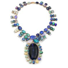 FOR THE LOVE OF JEWELRY — Unbelievable Opal Necklace from Irene Neuwirth